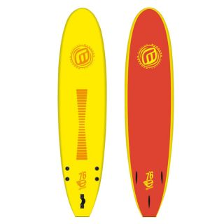 """PLANCHE DE SURF MOUSSE 7'6"""" SOFT EPS MADNESS"""