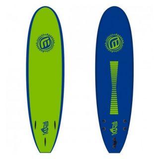 PLANCHE DE SURF EN MOUSSE SOFT EPS MADNESS 8'0