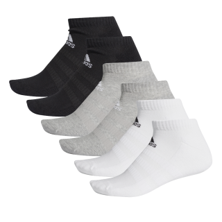 CHAUSSETTE CUSHIONED LOW-CUT (6 PAIRES)